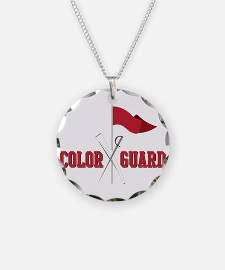 Color Guard Necklace