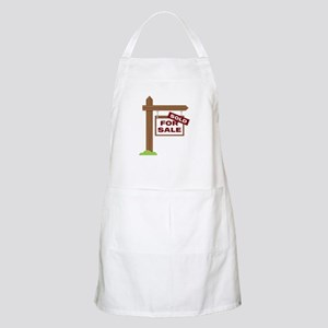 Sold Sign Apron