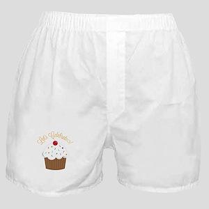 Lets Celebrate Boxer Shorts