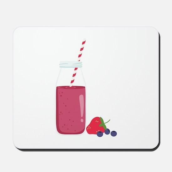 Fruit Smoothie Mousepad
