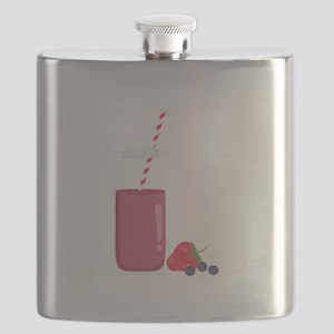 Fruit Smoothie Flask