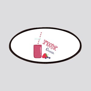 Smoothie Queen Patch