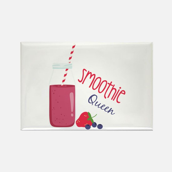 Smoothie Queen Magnets