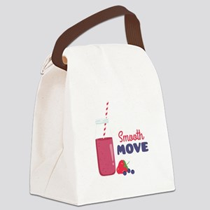 Smooth Move Canvas Lunch Bag