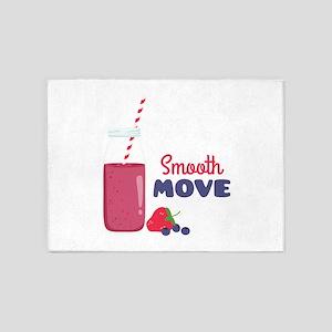 Smooth Move 5'x7'Area Rug