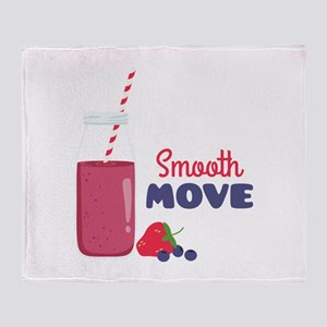 Smooth Move Throw Blanket