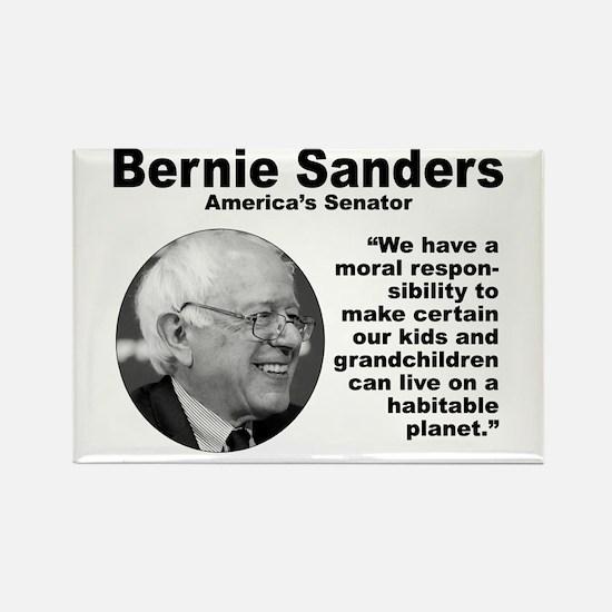 Sanders: Environ Rectangle Magnet