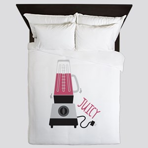 Juicy Blender Queen Duvet