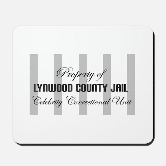 Property of Lynwood County Ja Mousepad
