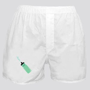 Water Bottle Boxer Shorts