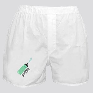 Hydrate Bottle Boxer Shorts