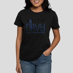 Think Navy T-Shirt