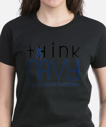 Think Navy T-Shirt