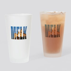 Melk Drinking Glass