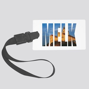 Melk Large Luggage Tag