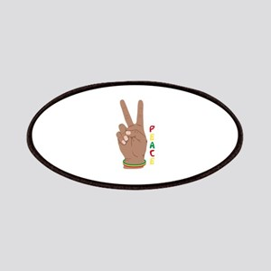 Peace Hand Sign Patch