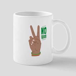 No War Mugs