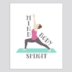 Mind Body Spirit Posters