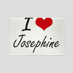 I Love Josephine artistic design Magnets