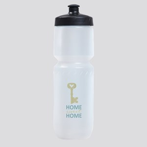 Home Sweet Home Sports Bottle