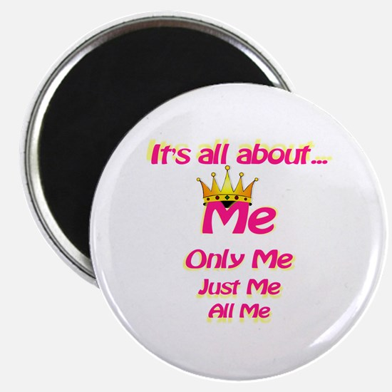 All about me Magnet