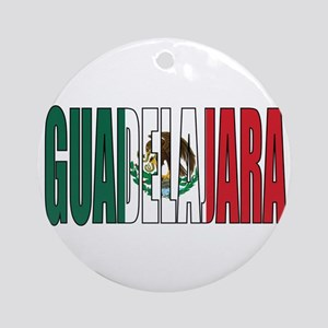 Guadelajara Round Ornament