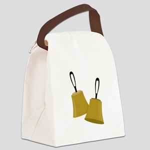 Choir Bells Canvas Lunch Bag