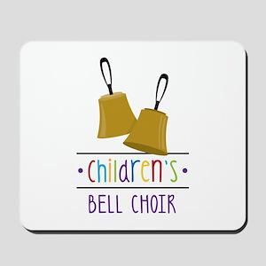 Childrens Bell Choir Mousepad