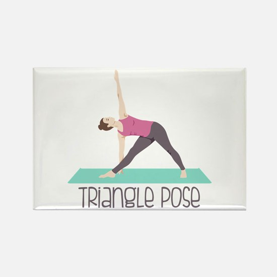 Triangle Pose Magnets