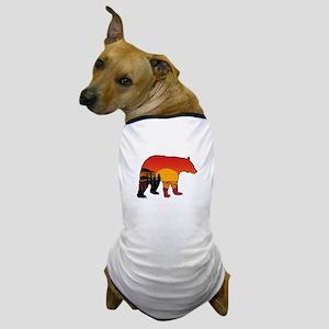 BEAR SET Dog T-Shirt