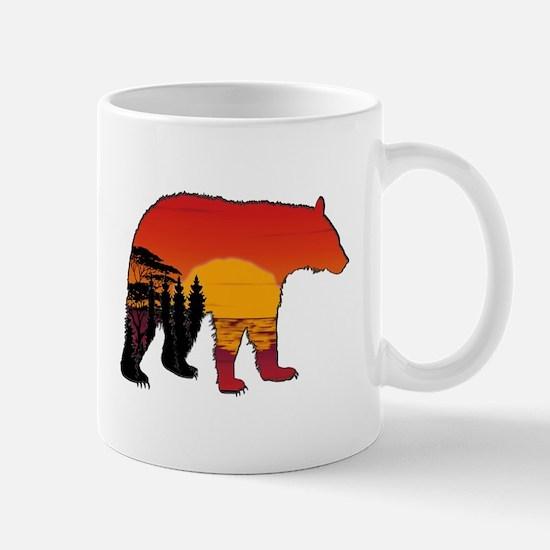 BEAR SET Mugs