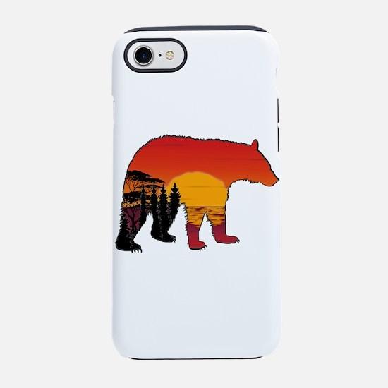 BEAR SET iPhone 8/7 Tough Case
