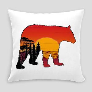 BEAR SET Everyday Pillow
