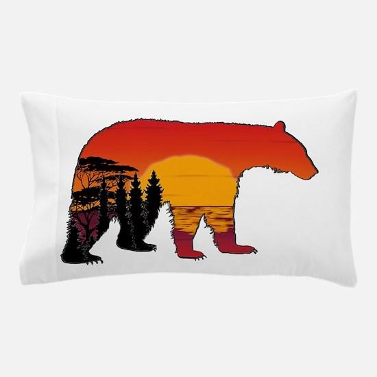 BEAR SET Pillow Case