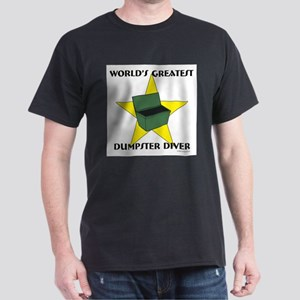 Greatest Dumpster Diver T-Shirt
