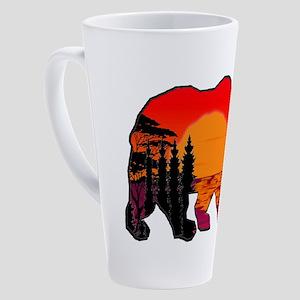 BRING THE MOMENT 17 oz Latte Mug
