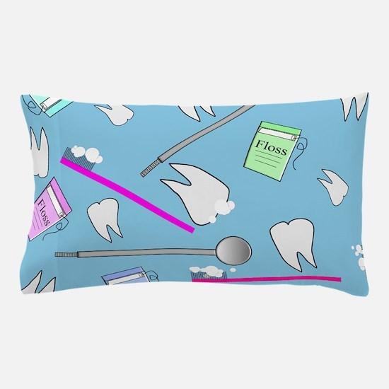 Dental Tools Pillow Case