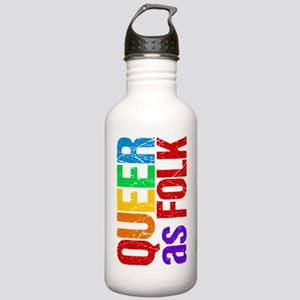 Queer As Folk Stainless Water Bottle 1.0L