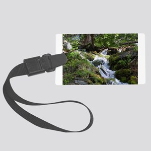sequoia national park Luggage Tag