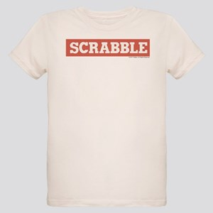 Scrabble logo Organic Kids T-Shirt