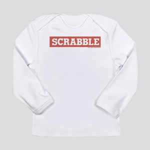 Scrabble logo Long Sleeve Infant T-Shirt