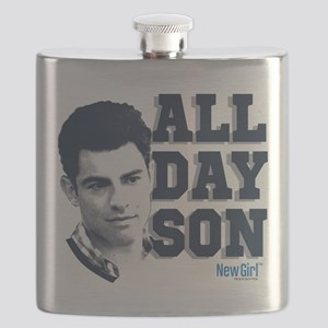 New Girl All Day Son Flask