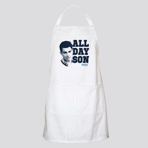New Girl All Day Son Apron