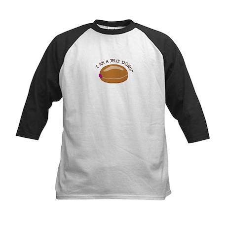 Jelly Donut Kids Baseball Jersey