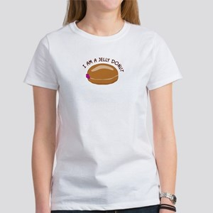 Jelly Donut Women's T-Shirt