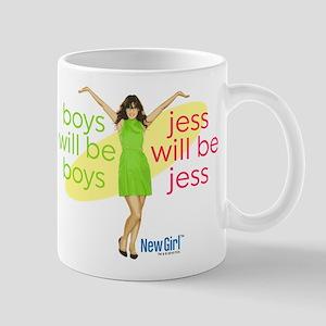 New Girl Jess will be Jess Mug