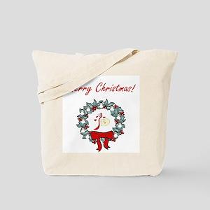 Dentist Merry X-mas Tote Bag