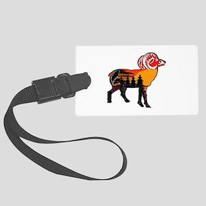 RAM SETTER Luggage Tag