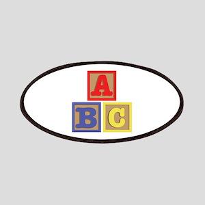 ABC Blocks Patch