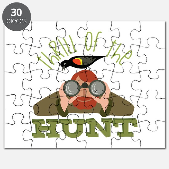 Thrill Of Hunt Puzzle